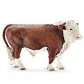 Schleich Hereford bull
