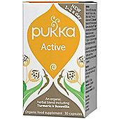 Pukka Active- 30 Capsules