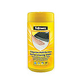 Fellowes Screen Wipes (Tub of 100)