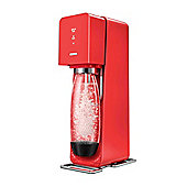 SodaStream Source Sparkling Water Maker, Red