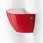 Lucente Pinko Wall Light - Red