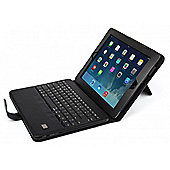 Bluetooth Keyboard PU Leather Case for iPad 2, iPad 3 and iPad with Retina display