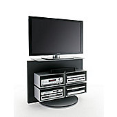 Luke Furniture Metal TV Stand for LCD / Plasma's - Dark Grey