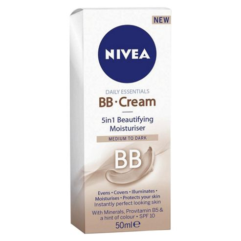 Nivea Visage Daily Essentials BB Cream Dark