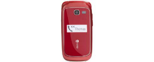 Doro PhoneEasy™ 615 Red