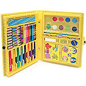 Spongebob 52 Piece Art Case