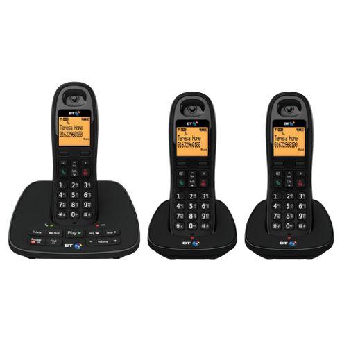 BT 1500 Trio Cordless Home Phone
