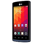 Tesco Mobile LG Y30 Royal Blue