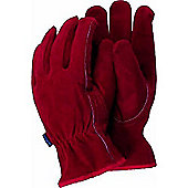 Town & Country Medium Premium Suede Gardening Gloves