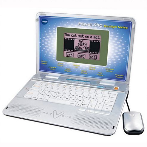 VTech Power Xtra Laptop Backlit