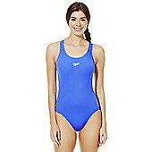 Speedo Endurance®+ Muscle Back Swimsuit - Blue