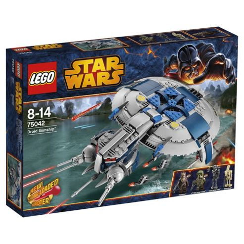 LEGO Star Wars Droid Gunship 75042