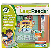 LeapFrog LeapReader Reading and Writing System Green
