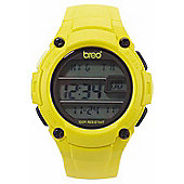 Breo Gents Breo Zone Watch Yellow Watch B-TI-ZNE6