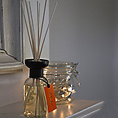 Harbour Housewares Water Flower Scented Reed Diffuser Air Freshener set. 100ml