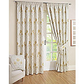 Montrose Ready Made Curtains - Beige