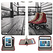 Streetslips Limited Edition skates Tablet Case Universal up to 10.1 Inch Vibrant Print Unique Functionality SSRS10 5060236109903