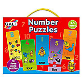Play & Learn - Number Puzzles - Galt
