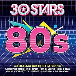 30 Stars of the '80s