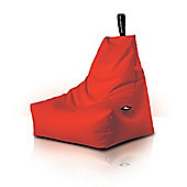 Bean Bag Chair - Red