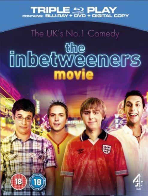 The Inbetweeners Movie (Blu-Ray)