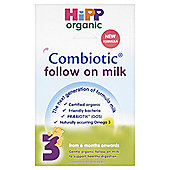 HiPP Organic Combiotic Follow on Milk, 800g.