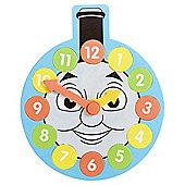 Clock Thomas & Friends Bath Clock