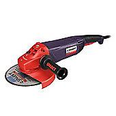 Sparky M 1300 125mm Long Handled Angle Grinder 1300 Watt 110 Volt