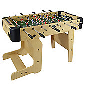 Jump Star 4ft Folding Football Table