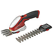Ikra RED Cordless 7.2V Grass and Shrub Shear GBS 9054 LI