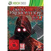 Deadly Premonition - Xbox-360