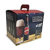 Festival 32 Pint Beer Kit - Belgian Dubbel