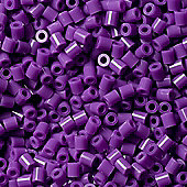Hama Beads - Purple - 1000 Piece Bag - No 207-07 - DKL