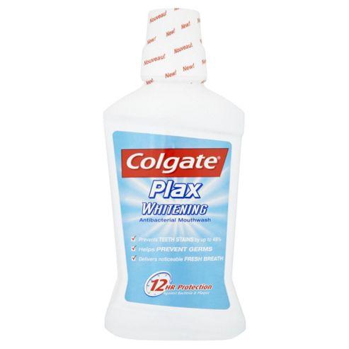 Colgate Plax Whitening Mouthwash 500Ml