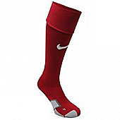 2014-15 France Nike Home Socks (Red) - Red
