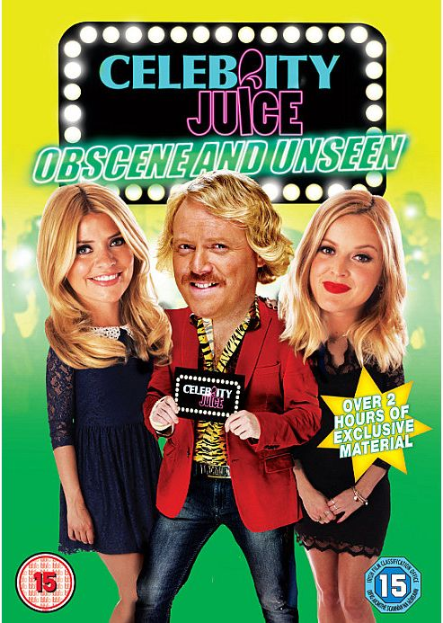 Celebrity Juice 3 (DVD Boxset)