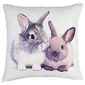Tesco Bunny Cushion