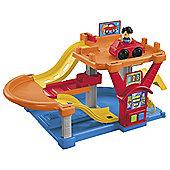 Fisher-Price Little People Rollin' Ramps Garage