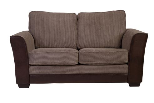 Buy Devon Two Seater Sofa Mink From Our Fabric Sofas
