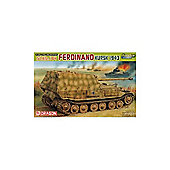 Dragon - Sd.Kfz.184 Ferdinand Kursk 1943 - Scale 1:35
