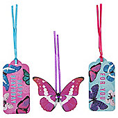 Butterfly Large Tag