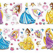 Disney Princess, 60 Stikarounds