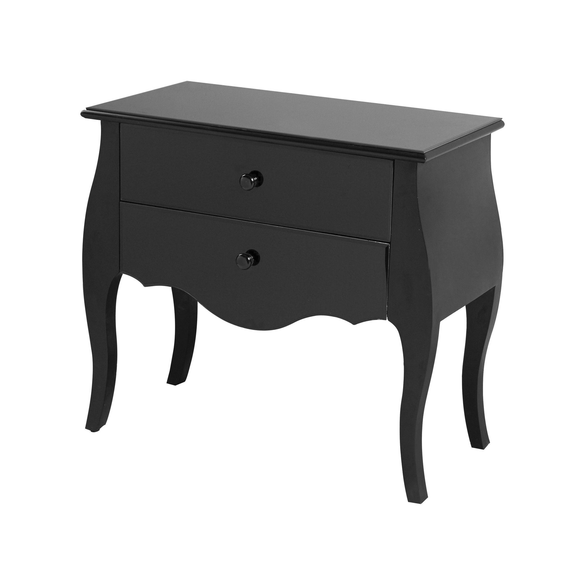 Premier Housewares Dresser Table with Two Drawer at Tesco Direct