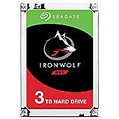 Seagate IronWolf 3TB 64MB 3.5IN SATA 6GB/s NAS HDD