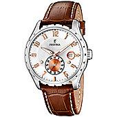 Festina Classic Mens Seconds Sub Dial Watch F16486/3