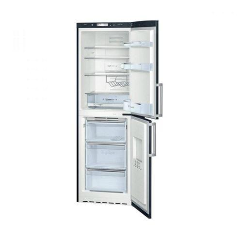 Bosch KGN34VB20G Fridge Freezer, 600mm, A+ Energy Rating, Black