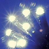 24m Set of 120 Warm White Multifunction Indoor & Outdoor LED Lights