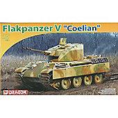 Flakpanzer V Coelian - 1:72 Scale - Model Kit - 7236 - Dragon