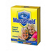 Macushield Macushield Macular Supplements 1 month Pack 30 Softgels