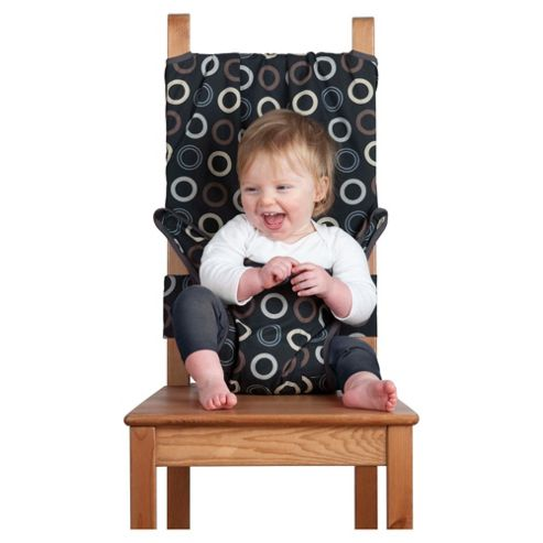Totseat Travel Highchair, Coffee Bean